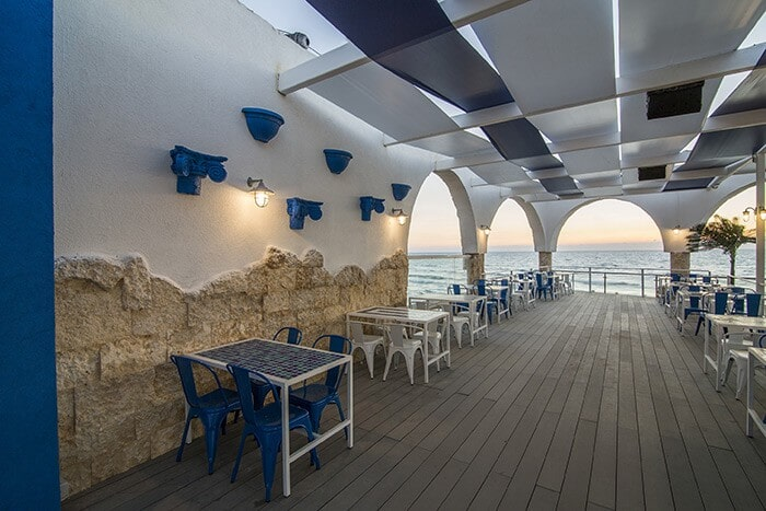 Kosher Greek restaurant in Netanya